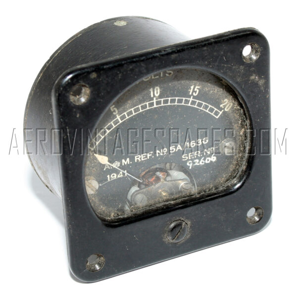 5A - 12V Voltmeter  !!!!!!!!OUT OF STOCK!!!!!!!!