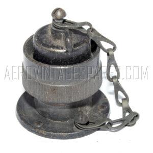 5A/2497 - Plug Niphan 3 Pole 15 amp