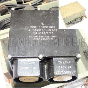 5A/3732 - Fuse Resistance