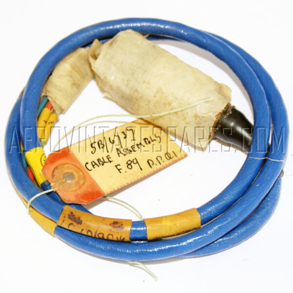 5B/6747 - Cable Assy Type S2 Lincoln