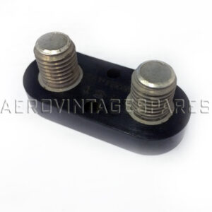 5C/546 - Block Term Dummy Type C, Ex mod Military electrical spares and aircraft Spare parts