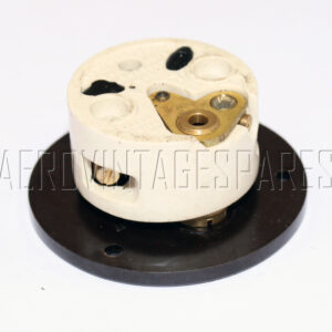 5C/1042 - Socket 5 amp, Ex mod Military electrical spares and aircraft Spare parts