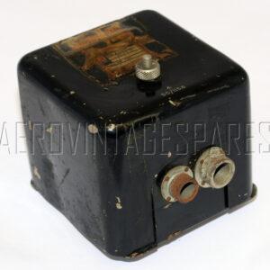 5C/1158 - Regulator 12v, Ex mod Military electrical spares and aircraft Spare parts