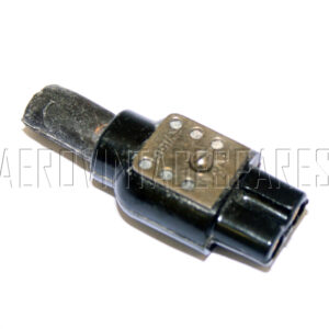 5C/1582 - Socket, Ex mod Military electrical spares and aircraft Spare parts