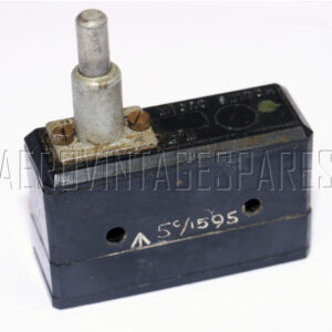 5C/1595 - Micro Switch , Ex mod Military electrical spares and aircraft Spare parts