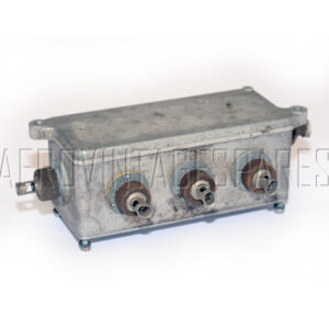 5C/1784 - Box Relay, Ex mod Military electrical spares and aircraft Spare parts