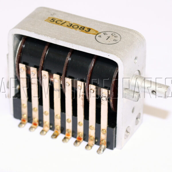 5C/3083 - Panel Switch, Ex mod Military electrical spares and aircraft Spare parts