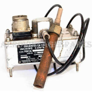 5C/4070 - Thermostatic inching control, Ex mod Military electrical spares and aircraft Spare parts