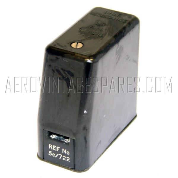 5C/722 - Unit Resistors
