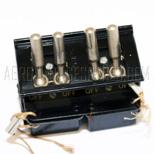 5CW/1252 - Switch Mmc NO. 3, Ex mod Military electrical spares and aircraft Spare parts