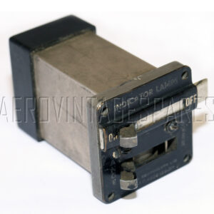 5CW/1610 - Switch, Ex mod Military electrical spares and aircraft Spare parts