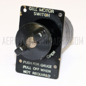 5CW/1632 - Switch Rotary, Ex mod Military electrical spares and aircraft Spare parts