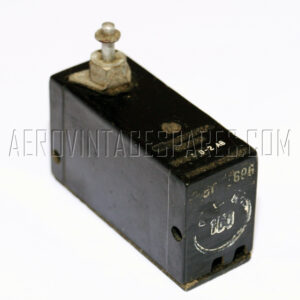 5CW/1697 - Switch Micro, Ex mod Military electrical spares and aircraft Spare parts