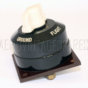 5CW/1742 - Switch Rotary, Ex mod Military electrical spares and aircraft Spare parts