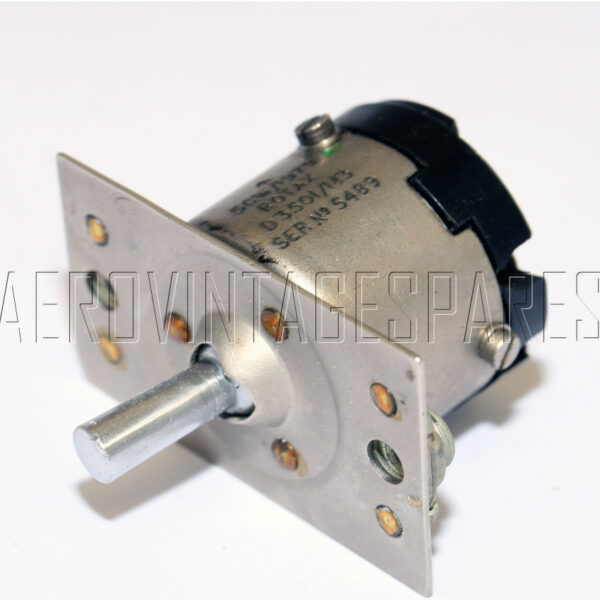 5CW/1979 - Switch Type 78 No. 1, Ex mod Military electrical spares and aircraft Spare parts