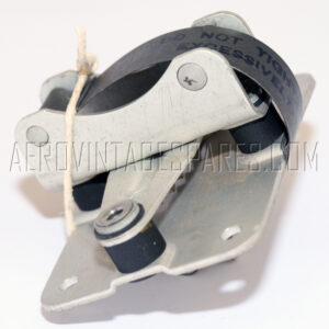 """5CW/2390 - Bracket only 2"""" diam, Ex mod Military electrical spares and aircraft Spare parts"""