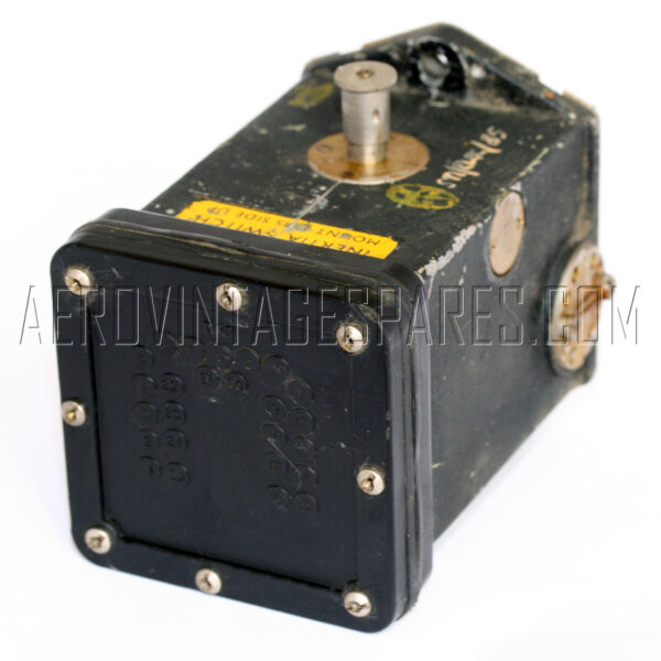 5CW/3521 - Inertia Switch, Ex mod Military electrical spares and aircraft Spare parts