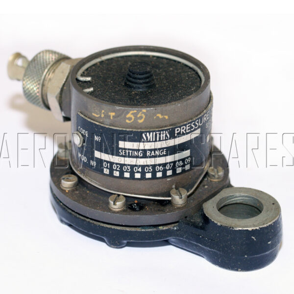 5CW/4247 - Pressure Switch Warning, Ex mod Military electrical spares and aircraft Spare parts