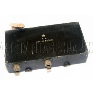 5CW/845 - Suppressor, Ex mod Military electrical spares and aircraft Spare parts