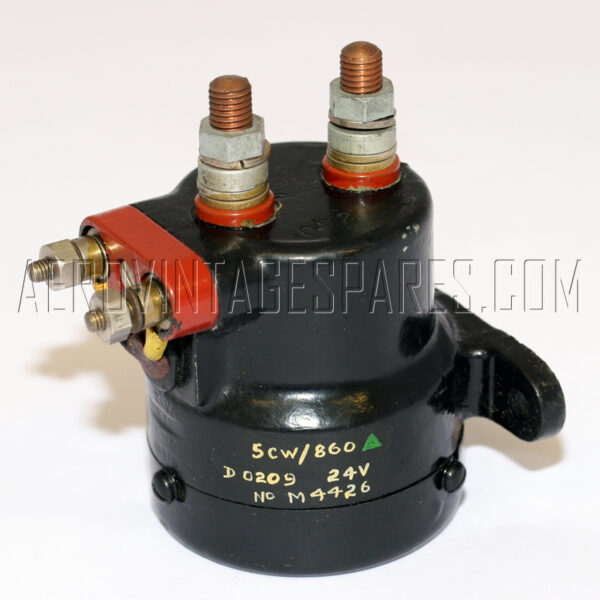 5CW/860 - Magnetic Switch, Ex mod Military electrical spares and aircraft Spare parts