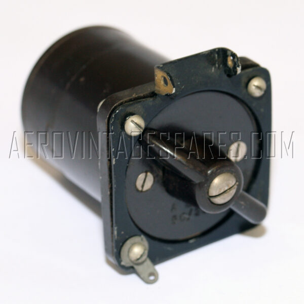 5CW/936 - Switch Rotary Type B , Ex mod Military electrical spares and aircraft Spare parts