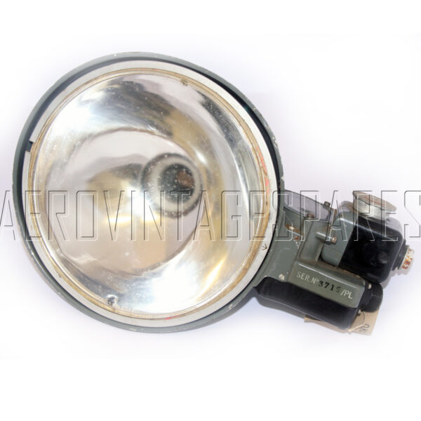 5CX/2052 - Lamp Landing Mk1 Type K, Ex mod Military electrical spares and aircraft Spare parts