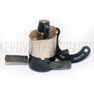 5CX/2186 - Switch Rotary, Ex mod Military electrical spares and aircraft Spare parts