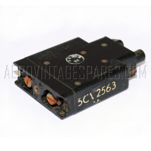 5CX/2563 - Circuit Breaker, Ex mod Military electrical spares and aircraft Spare parts