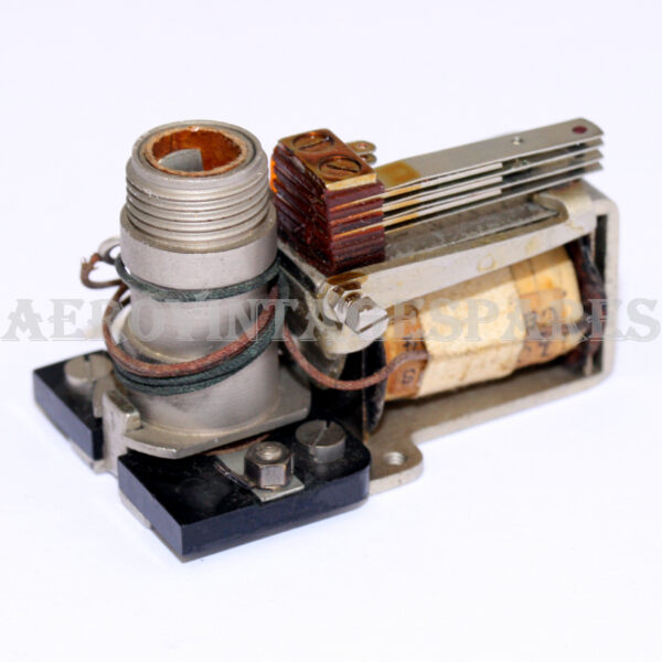 5CX/4208 - Lamp warning relay, Ex mod Military electrical spares and aircraft Spare parts