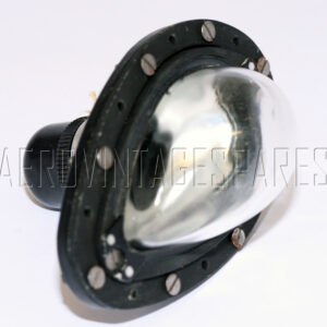 5CX/909 - Lamp Ident Type 1 (Clear), ex MOD military electrical spares and aircraft spare parts
