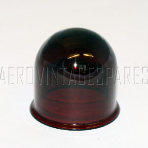 5CX/913b - Glass Red, ex MOD military electrical spares and aircraft spare parts