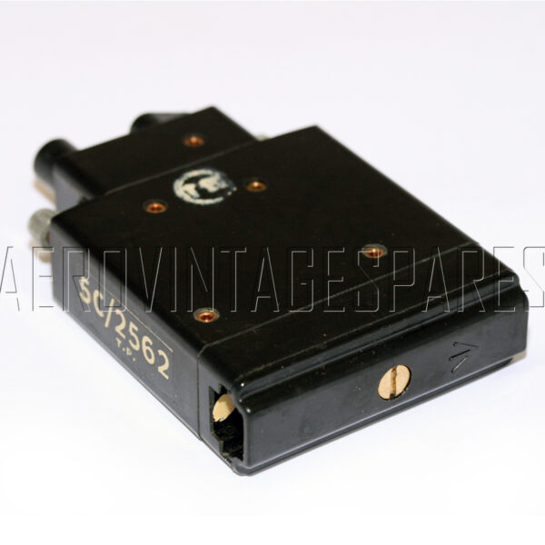 5CY/2562 - Circuit Breaker, Ex mod Military electrical spares and aircraft Spare parts
