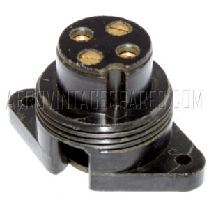 5CY/597 - Socket Type F 2 Pole