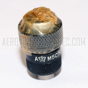 5CY/941 - Socket Type 3 Pole, Ex mod Military electrical spares and aircraft Spare parts