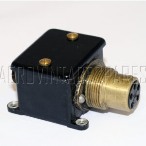 5CZ/1035 - Box Junction 5 Way, Ex mod Military electrical spares and aircraft Spare parts