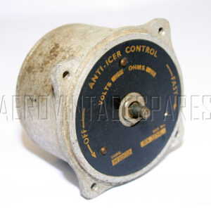5CZ/1619 - Rheostats 20 ohms, Ex mod Military electrical spares and aircraft Spare parts