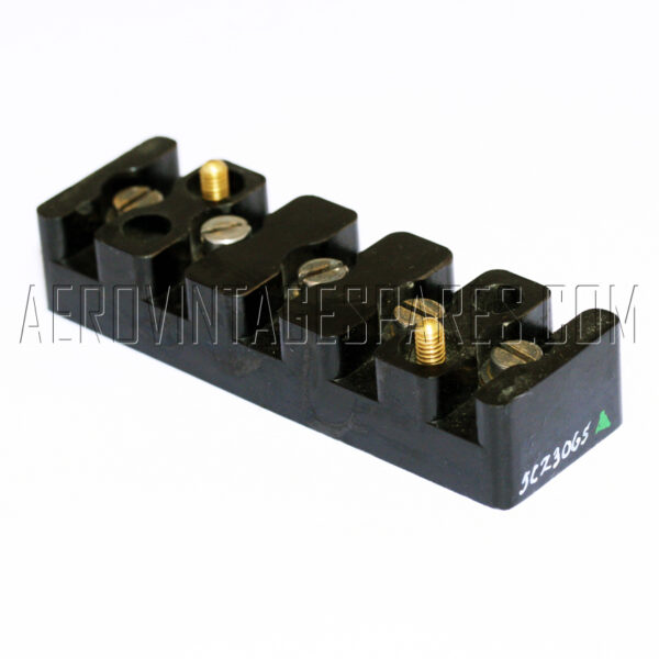 5CZ/3065 - Block Term Type B, Ex mod Military electrical spares and aircraft Spare parts