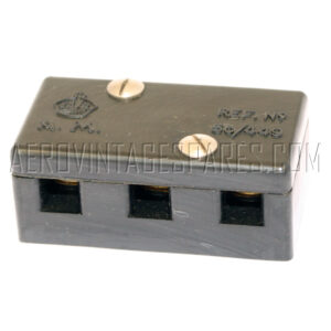 5CZ/449 - Block Term Type B 3 Way No. 2