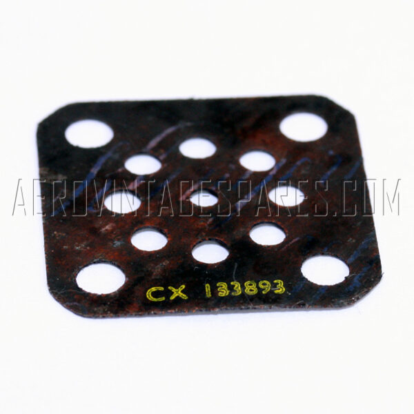 5CZ/4523 - Gasket for switch, ex MOD Military electrical spares and aircraft spare parts