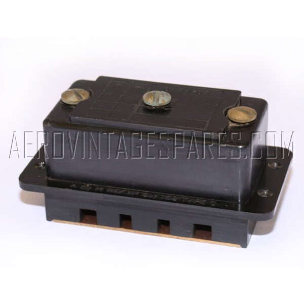 5CZ/758 - Fuse Box Type C, Ex mod Military electrical spares and aircraft Spare parts