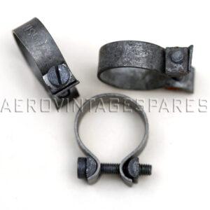 5K/112 - (AGS 1661-A) Brass waterpipe
