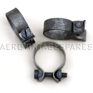 5K/114 - (AGS 1661-C) 3/4 Clips w/p brass, Ex mod Military electrical spares and aircraft Spare parts  Alternative Part No. AGS 1661-C