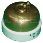 6A/625a - Deep brass bell cover