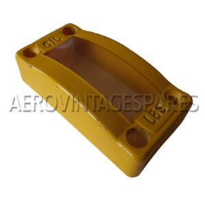 6P/397 Cover, yellow. As fitted to 6A/550. £28.00 plus VAT.