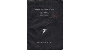 Messerschmitt BF 109 E Manual of Operating Instructions