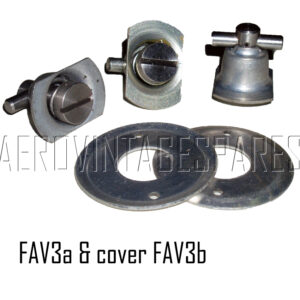 FAV3b - Cover for floating fastener