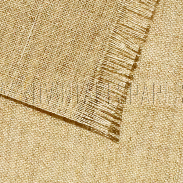 """5.1/2"""" x 30m Frayed Tape (Irish Linen)  Produced to B.S. Specification F1 Section 3. Our Frayed edge tape is of the highest possible quality and produced specifically to be identical in specification, performance, and appearance to the linen used in fabricing British 1st World War era aeroplanes.  !!!!***!!!!When we describe the linen we supply as 'Irish Linen', this is a generic term for the linen used in fabricing British 1st World War era aeroplanes and the linen we sell may not have originated in Ireland, but is identical in specification, performance and appearance. We only sell unbleached linen products.!!!!***!!!!"""