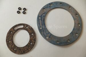 This set fits most of the  Spitfire/Hurricane Smith's uniits and consists of  6A/2282 gasket cover, 6A/2284 washer, screw, cover and 6A/1009 washers, sealing under screws