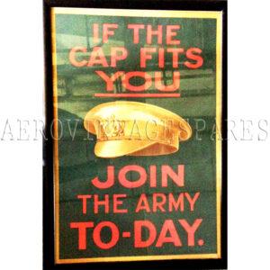 Original WWI Recruitment Posters