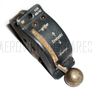 This was fitted to the early Bf 109e from the Battle of Britain period, and appears unused. It is in as near perfect condition as one could hope for. The part no's on it are: SSH 48/8Z and on the rear Gerät Nr. 9-9502B.  !!!!!!!!!!!!SOLD OUT!!!!!!!!!!!!